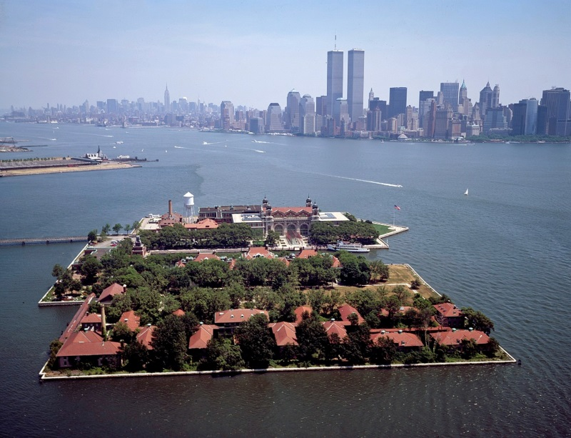 Ellis Island Immigration Trip