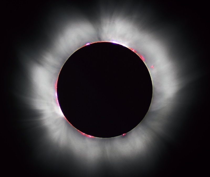 Trip of a Lifetime – See a Complete Solar Eclipse